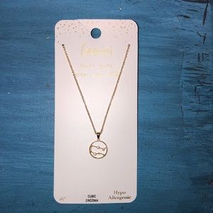 Gemini Necklace (16in)
